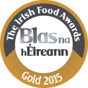 National Irish Food Awards - Gold