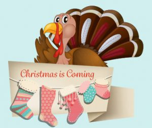Christmas is coming to Hogans Farm