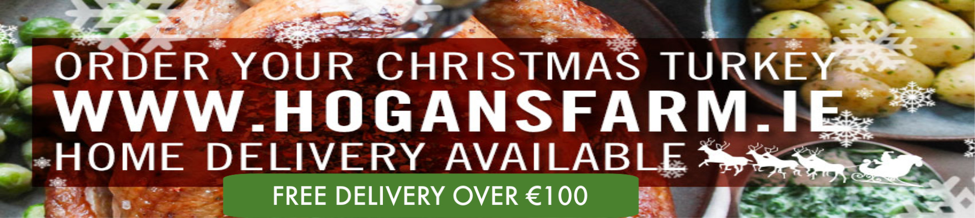Hogans Farm Free Delivery when you spend over €100