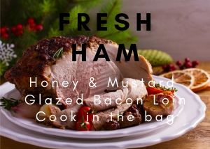 Ham ( Sold Fresh)