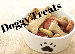 Harrys dog treats