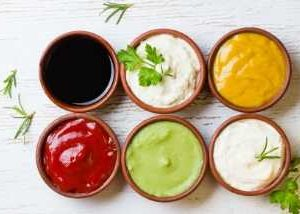 Dressings, Oils, chutneys and relishe